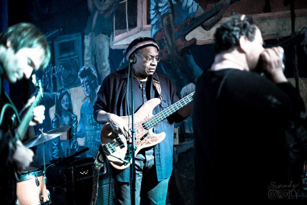 Wendell Jones of the Cobalt Rhythm Kings