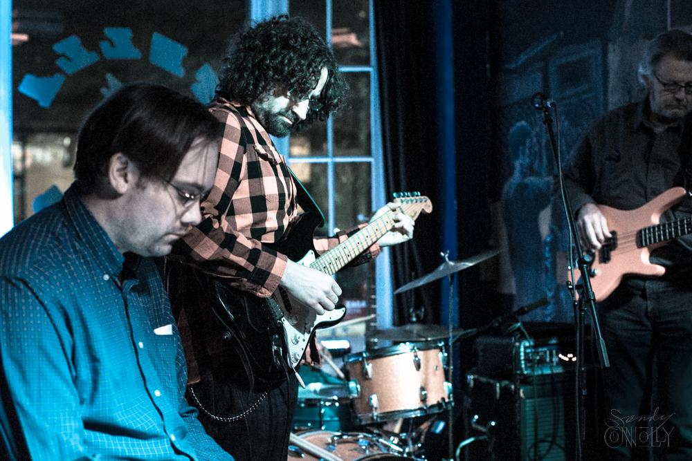 Stella Blues Jam on 3/4/15